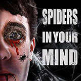 Spiders_In_Your_Mind_front_cover Books by Snugbat Illustration