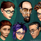 BS3_Icons_1 Games by Snugbat Illustration