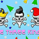 We_Three_Kings Xmas by Snugbat Illustration