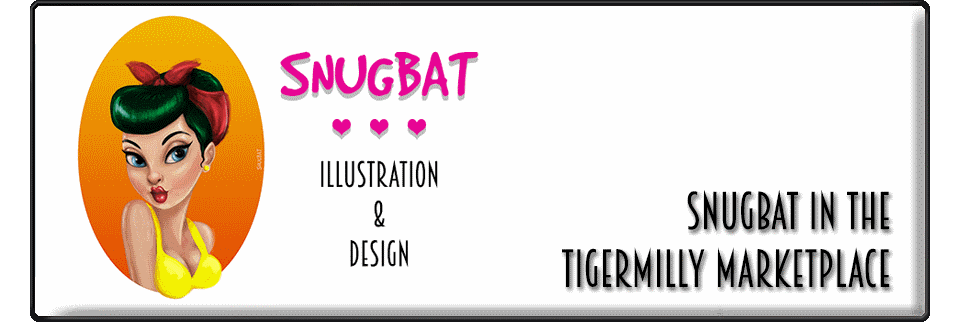 Snugbat Tiger Milly shop link